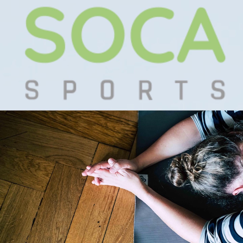 Online-Yoga-Schnupperwoche bei SOCASPORTS